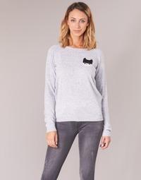 Clothing Women jumpers Kookaï JERMAN Grey