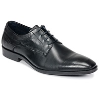 Shoes Men Derby Shoes Carlington JEPRETO Black