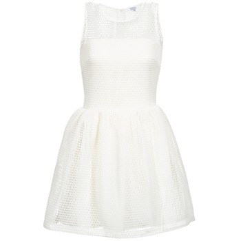 Clothing Women Short Dresses Brigitte Bardot AGNES White