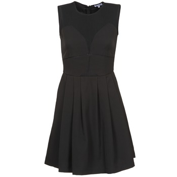 Clothing Women Short Dresses Brigitte Bardot ALEXANDRIE Black