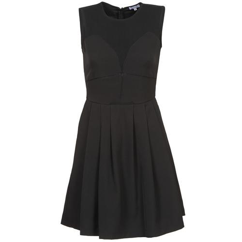 Clothing Women Short Dresses Brigitte Bardot ALEXANDRIE Black