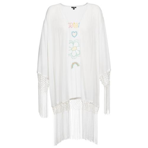 Clothing Women Jackets / Cardigans Brigitte Bardot ANTOINETTE White