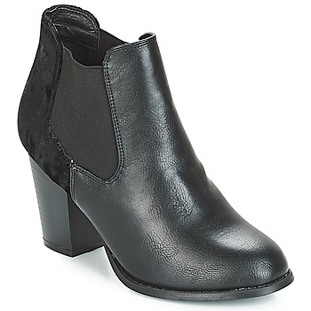 Shoes Women Ankle boots Moony Mood JURDA Black