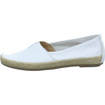 Shoes Women Espadrilles Jana 824601 White