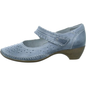 Shoes Women Heels Jana 824310 Grey