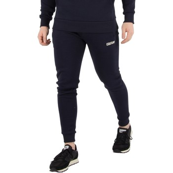 Clothing Men Tracksuit bottoms Fresh Couture Men's Core Joggers, Blue blue