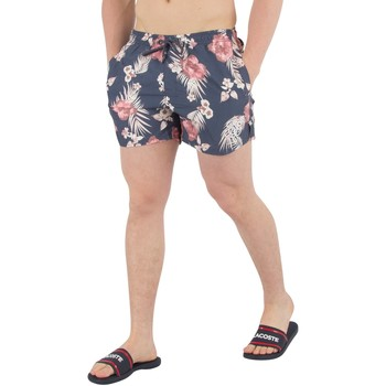 Clothing Men Shorts / Bermudas Sik Silk Men's Hazey Daze Swim Shorts, Blue blue