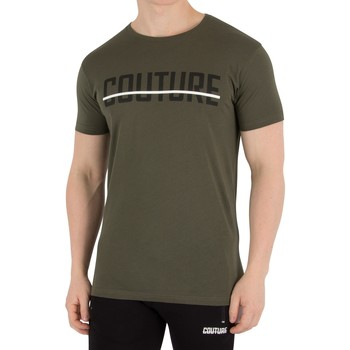 Clothing Men T-shirts & Polo shirts Fresh Couture Men's Core T-Shirt, Green green
