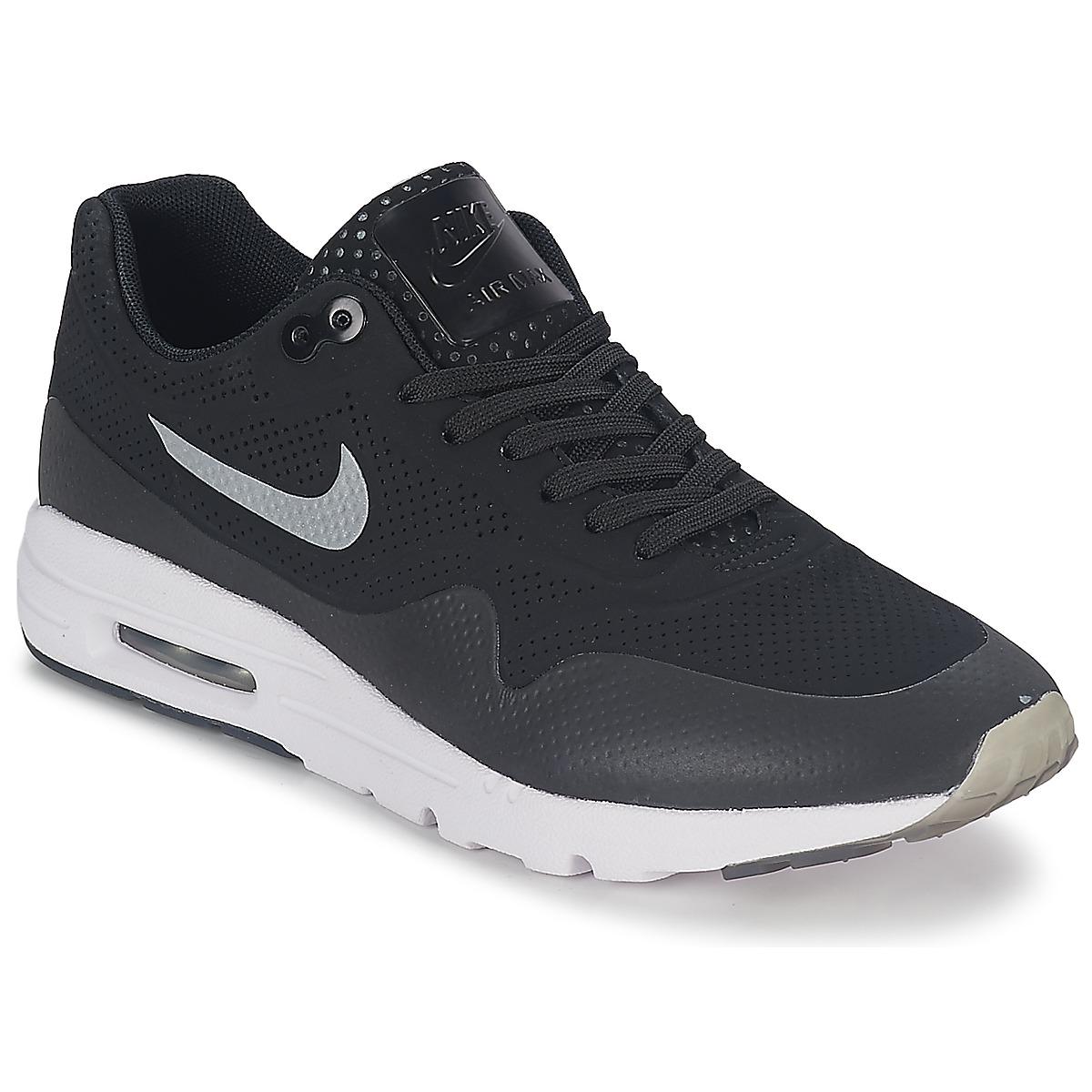 quality design 0da69 de755 Nike AIR MAX 1 ULTRA MOIRE Black - Free delivery with Sparto