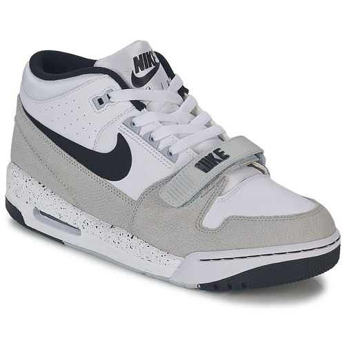 Shoes Men Low top trainers Nike AIR ALPHALUTION White