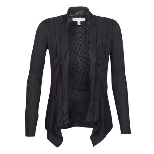 Clothing Women Jackets / Cardigans Esprit VECKY Black