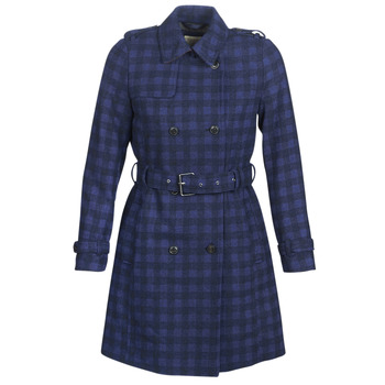 Clothing Women coats Esprit VRASSA Marine