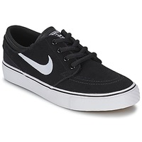 Shoes Children Low top trainers Nike STEFAN JANOSKI JUNIOR Black