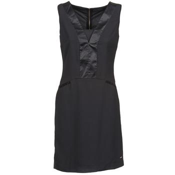 Clothing Women Short Dresses La City CLAUDIA Black
