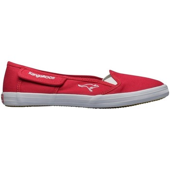 Shoes Women Low top trainers Kangaroos Gianna Red