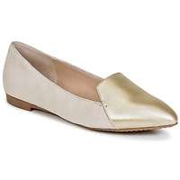 Shoes Women Loafers French Connection GALINA Gold / Pink