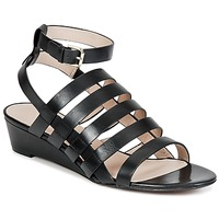Shoes Women Sandals French Connection WINONA Black