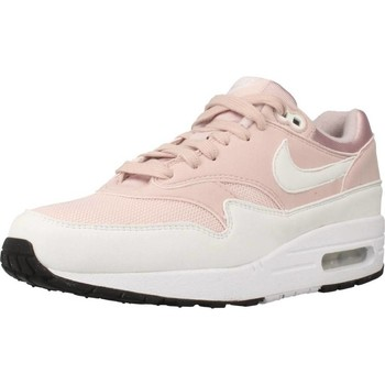 Shoes Women Low top trainers Nike AIR MAX 1 Pink