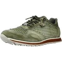 Shoes Men Low top trainers Cetti C848 V18 Green