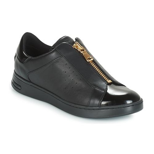 Geox D JAYSEN Black - Shoes Low top