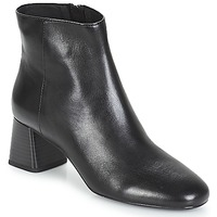 Shoes Women Ankle boots Geox D SEYLISE MID Black