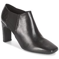 Shoes Women Shoe boots Geox D VIVYANNE HIGH Black