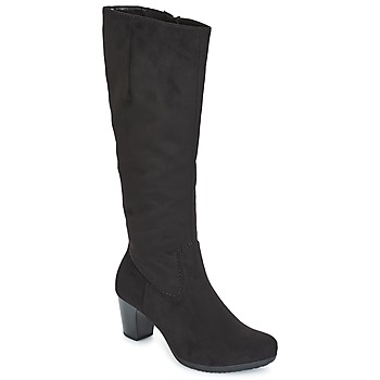 Shoes Women High boots Gabor NIRUYA Black