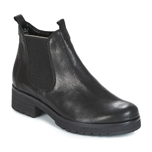 Shoes Women Mid boots Gabor TREASS Black