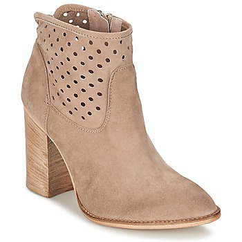 Shoes Women Ankle boots Tosca Blu THEBE TAUPE