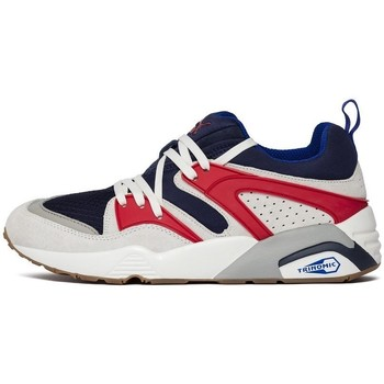 Shoes Men Low top trainers Puma Blaze OF Glory Athletic White-Red-Navy blue