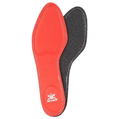 Shoe accessories Women Accessories Lady's Secret Semelles cuir - confort et amorti Red