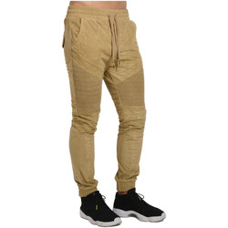 Clothing Men Tracksuit bottoms Black Kaviar Trousers KLEEDS Camel Man Autumn/Winter Collection Camel