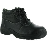 Shoes Men Boots Centek Safety FS330 Lace-Up Boot / Mens Boots / Safety Workwear Black