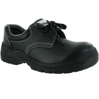 Shoes Women Boots Centek Safety FS337 Lace-Up Shoe / Womens Shoes / Safety Workwear Black