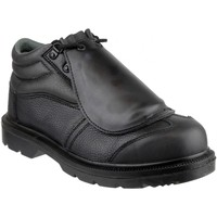 Shoes Men Low top trainers Centek FS333 S3 HRO Metatarsal Safety Boots Black / Mens Boots Black
