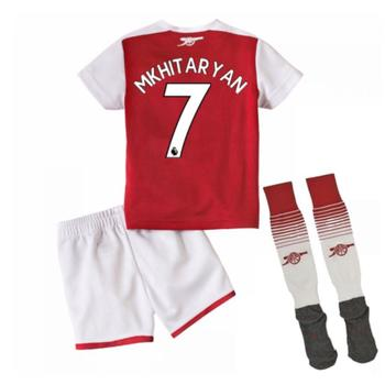 Clothing Children Sets & Outfits Puma 2017-18 Arsenal Home Mini Kit (Mkhitaryan 7) Red