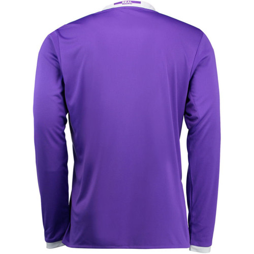 17 Away marcelo Longsleeve Shirt Madrid 2016 12 Adidas Purple Real Originals 8WRYXXOB