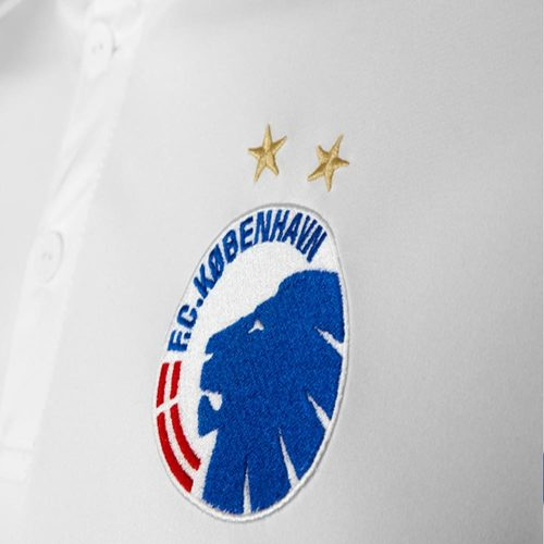 Copenhagen Football adidas FC Shirt Home 2017 White Originals 2016 Kids Y7ffwqIF