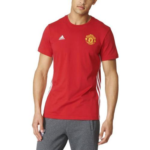 Red Originals 2017 Man 2016 Adidas 3s Tee Utd xvwa0ATAq