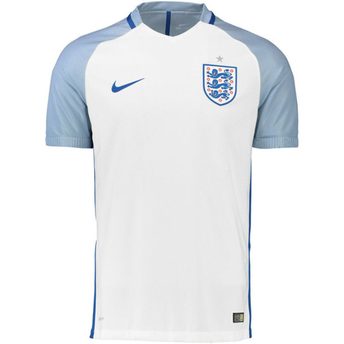 Home 2017 2016 Nike Authentic England Match White Shirt w8vRx
