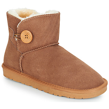 Shoes Women Mid boots Kaleo NEDRI Camel