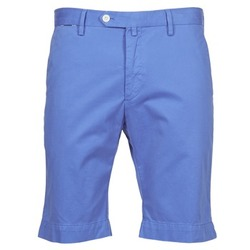 Clothing Men Shorts / Bermudas Hackett DUNS Blue