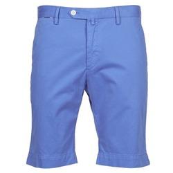 Clothing Men Shorts / Bermudas Hackett DUNS Blue