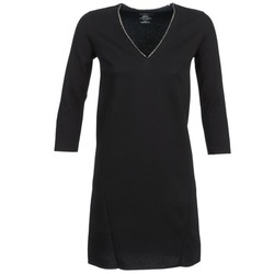 Clothing Women Short Dresses Majestic BRUNEHILDE Black