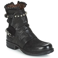 Shoes Women Mid boots Airstep / A.S.98 SAINT 14 Black
