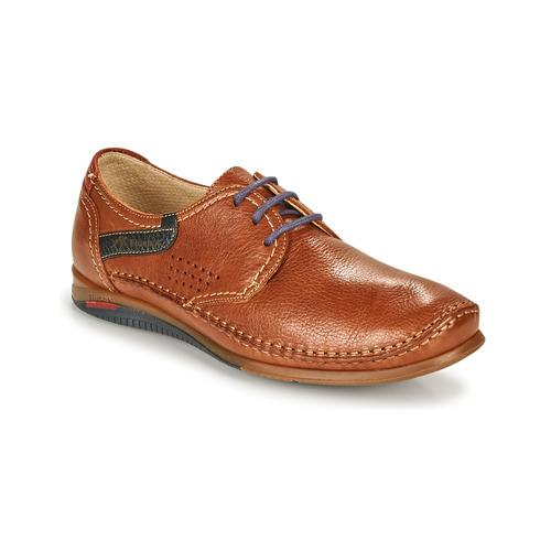 Shoes Men Derby Shoes Fluchos CATAMARAN Brown