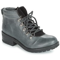 Shoes Women Mid boots Casual Attitude JAFA Grey
