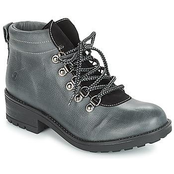 Shoes Women Mid boots Casual Attitude JAFA Grey