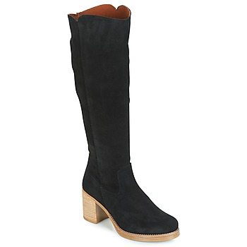 Shoes Women High boots Casual Attitude JAPI Black