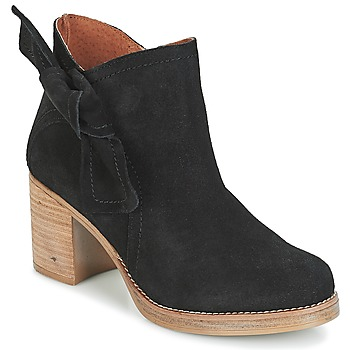 Shoes Women Ankle boots Casual Attitude JIRCHE Black